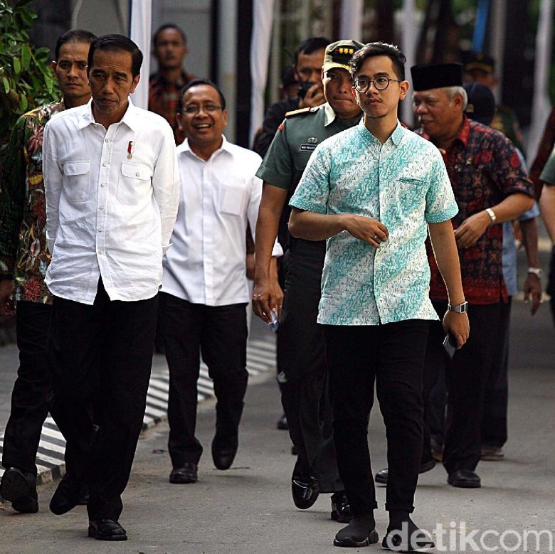 Jokowi Tak Cari Cawapres Instan