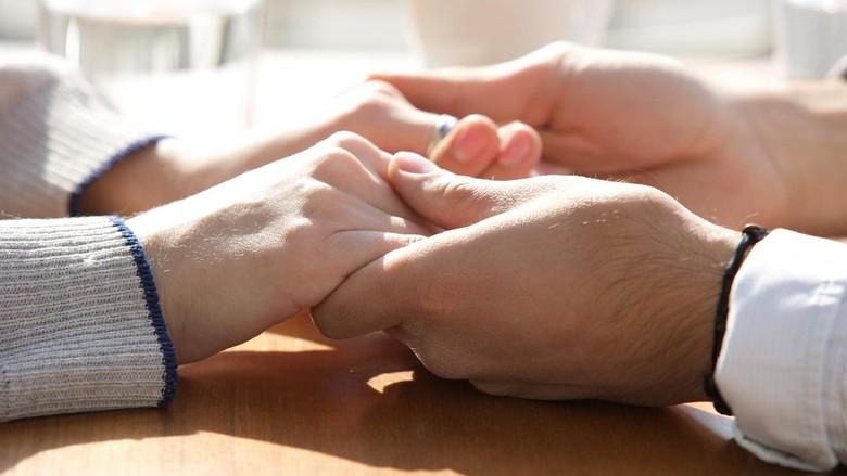 Satu Kalimat Ini Menyelamatkan Pernikahanku/ Foto: thinkstock