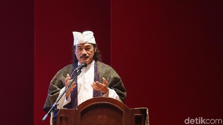 Gus Nuril Ajak Politikus Fokus Ibadah Selama Ramadhan