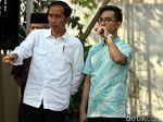 Gibran Ditanya Jokowi soal Nama Cawapres, Begini Responsnya