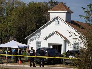 Trump: Pelaku Penembakan Gereja Texas Sangat Gila, Banyak Masalah