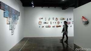 HAHA, Lukisan Komedi dan Humor Naufal Abshar