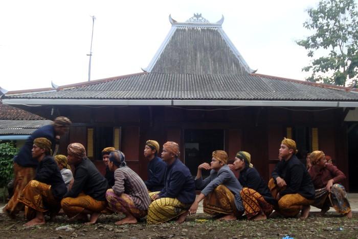 Penghayat kepercayaan Bonokeling (Foto: istimewa)