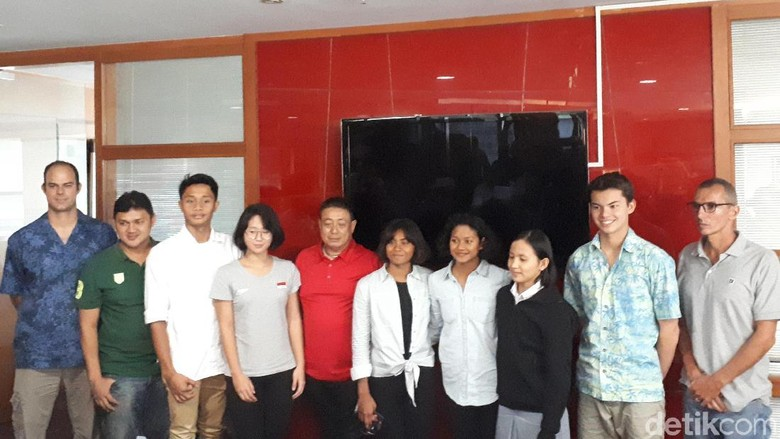 Empat Perenang Indonesia Tembus Limit A Olimpiade Remaja