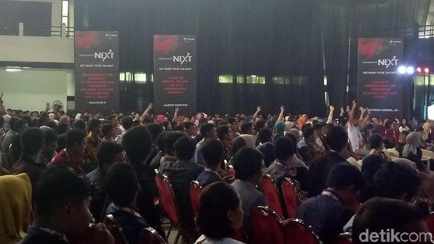 1.048 Mahasiswa Surabaya Gali Inspirasi dari IndonesiaNEXT