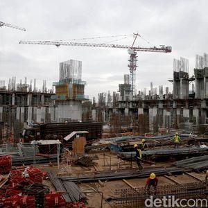 Urus Izin Konstruksi di RI Bisa 200 Hari, Malaysia Cuma 11 Hari