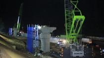 Krakatau Steel Pasok 200.000 Ton Baja untuk Tol Japek Layang
