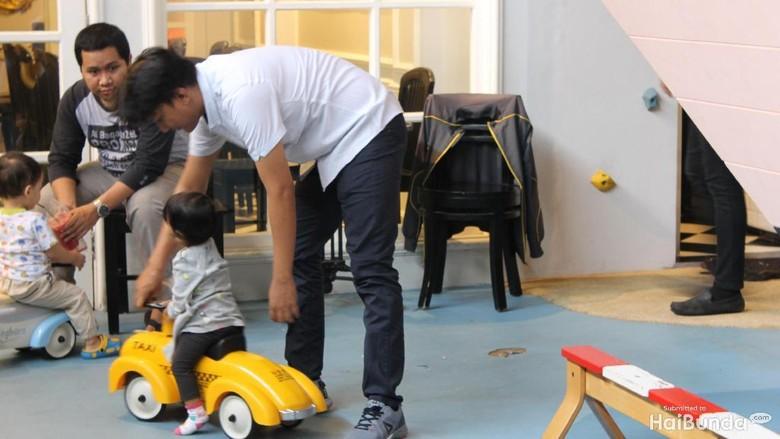 Dear Para Ayah, Hal-hal Ini Bisa Bikin Makin Dekat Sama si Kecil/ Foto: Amelia Sewaka