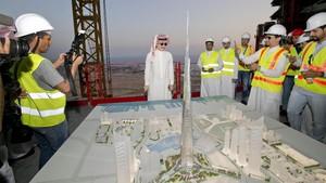 Alwaleed Diciduk KPK Saudi, Bagaimana Nasib Menara 1 Km?