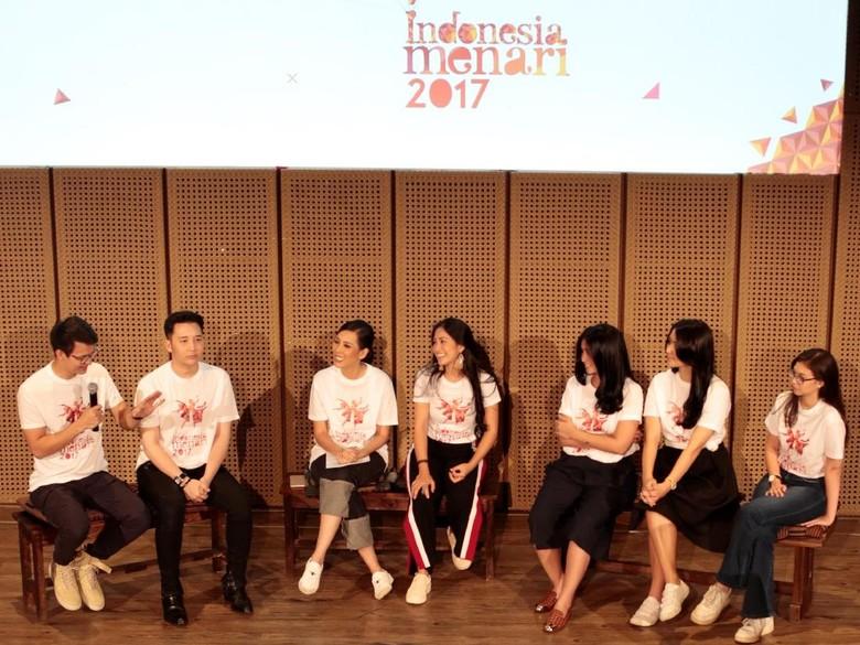 Hadir di 3 Kota, Pendaftaran Indonesia Menari di Bandung-Solo Masih Tersedia