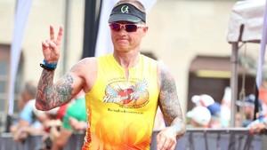 Potret Todd Crandell, Penakluk Ironman di Usia 50 Tahun