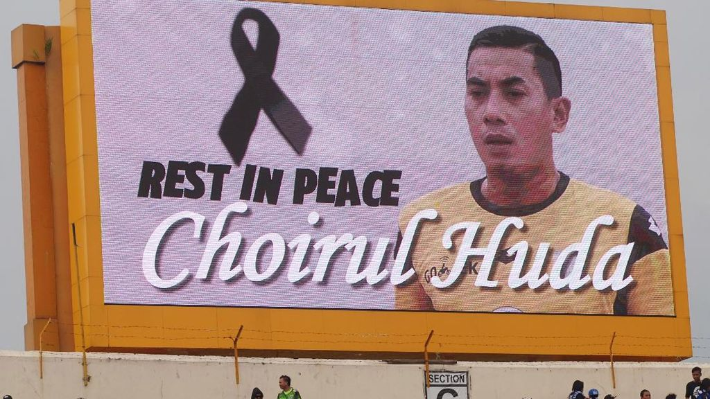 Tribute Match Choirul Huda: Persela Vs Timnas All Star Pekan Depan