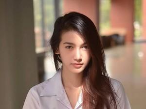 Meski Bukan Pesohor, Pesona Mahasiswi Ini Pikat Netizen