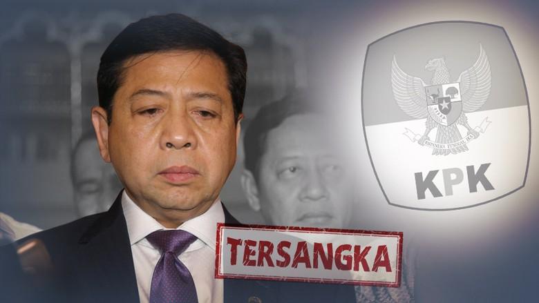Setya Novanto Sempat Ajukan Praperadilan Lagi Sebelum Hilang