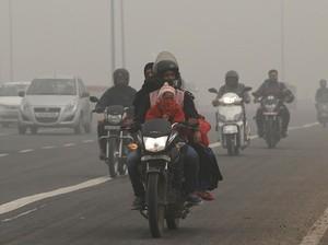 Polusi Udara Makin Parah, Sekolah-sekolah di New Delhi Diliburkan