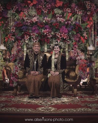 Foto: Pernikahan Kahiyang-Bobby (dok. allseasonsphoto)