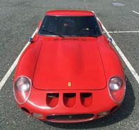 Mobil Ini Bukan Ferrari, Tapi Datsun yang Dimodifikasi