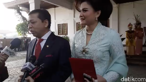 Foto: Ini Daftar Pejabat yang Hadiri Akad Nikah Anak Jokowi