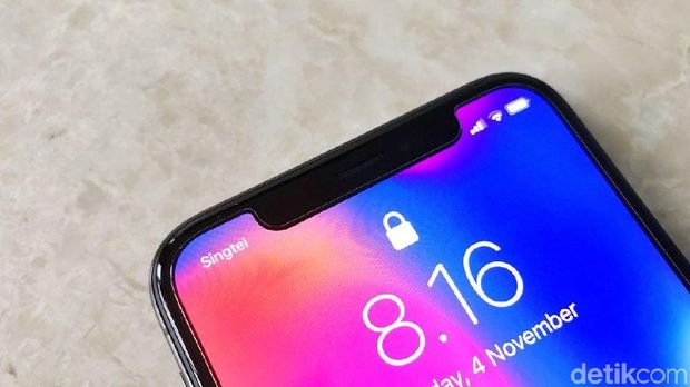 iPhone X Bawa Cita Rasa Baru