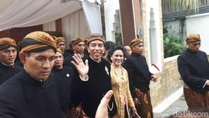 Usai Nikahan Kahiyang-Bobby, Jokowi akan Bertemu Presiden Korsel