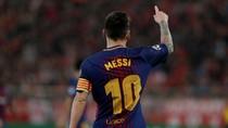 Lionel Messi Tak Pernah Istirahat