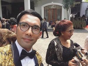 Indra Herlambang Ditabok Menteri Susi di Nikahan Kahiyang karena Jomblo Akut?