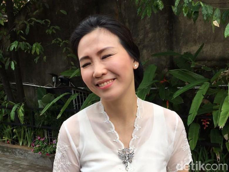 Lama Tak Terlihat, Begini Penampilan Terbaru Veronica Tan