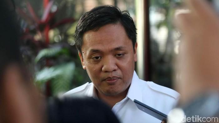 Ketua Umum Lembaga Advokasi Hukum DPP Partai Gerindra Habiburokhman : Grandyos Zafna
