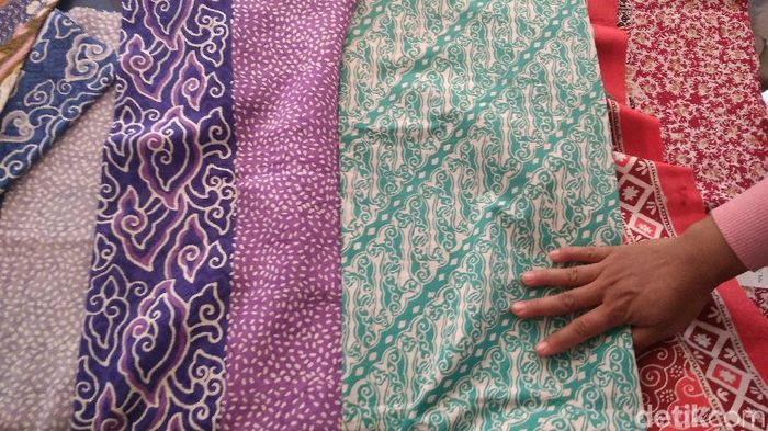 Ilustrasi Batik Foto: Sudirman Wamad