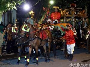 Kuda-kuda untuk Ngunduh Mantu Kahiyang di Medan Jalani Tes Kesehatan
