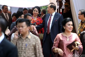 Chairul Tanjung: Pernikahan Kahiyang-Bobby Khidmat dalam Kesederhanaan