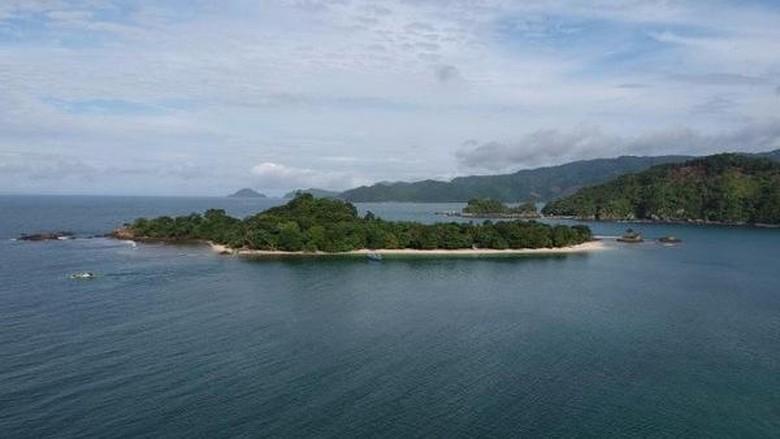 Ilustrasi Teluk Killuan (Nopi_kikie/dtraveler)