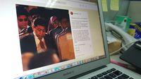 Novanto Bantah Tidur di Pernikahan Kahiyang: Saya Khusyuk