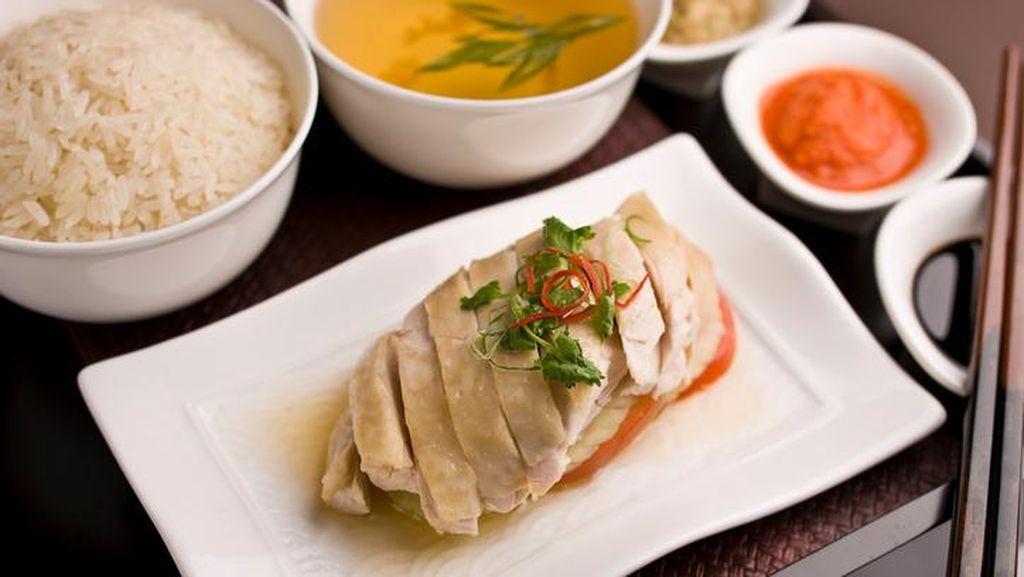 Sedap Mengenyangkan Nasi Ayam Hainan di 5 Tempat Ini