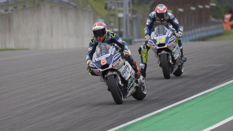 MotoGP Valencia: Perpisahan Barbera dan Baz dengan Kelas Primer