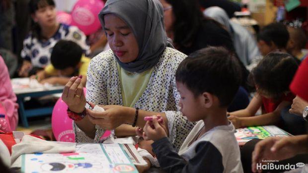 8 Manfaat Belajar Seni untuk Anak