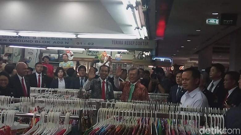 Ternyata Segini Harga Batik yang Dibeli Jokowi untuk Presiden Korsel