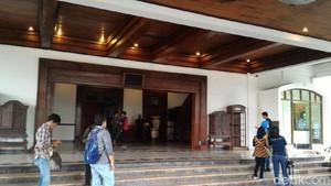Penampakan Graha Saba Buana yang Bersih Usai Penikahan Kahiyang