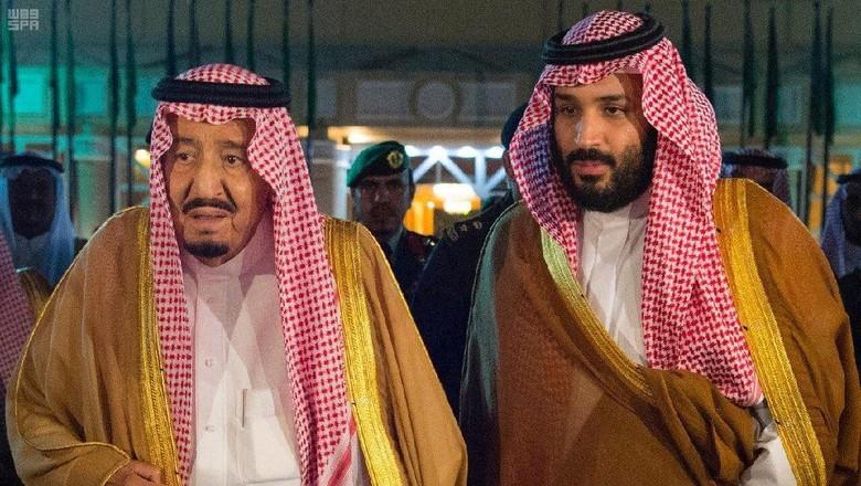 Menlu Inggris Temui Raja Salman dan MBS, Bahas Pembunuhan Khassoggi