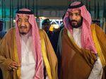 Menlu Inggris Temui Raja Salman dan MBS, Bahas Pembunuhan Khashoggi