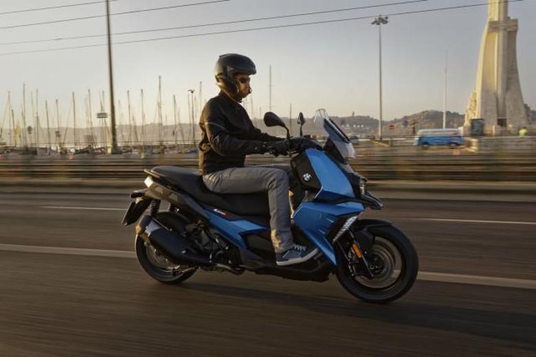 Skuter bongsor BMW penantang XMAX di Eropa (Foto: Dok. BMW)