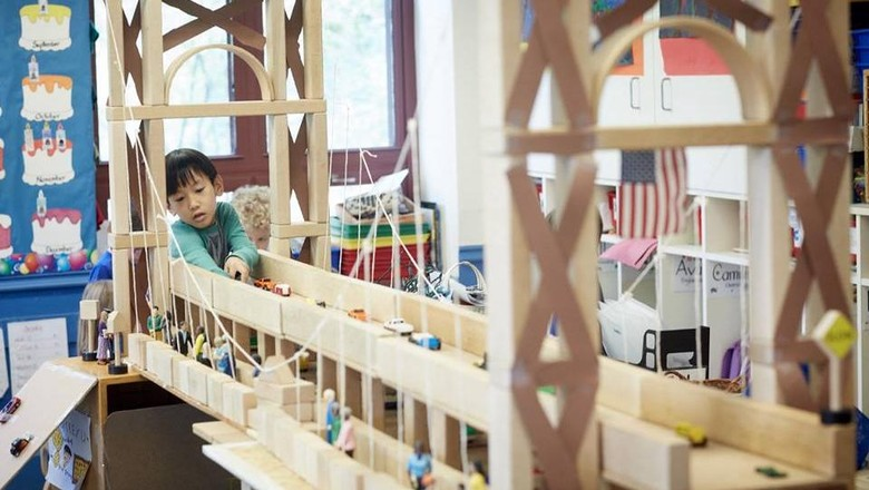 5 Preschool Ini Biayanya Lebih dari Rp 500 Juta per Tahun/ Foto: Facebook: riverdalecountryschool