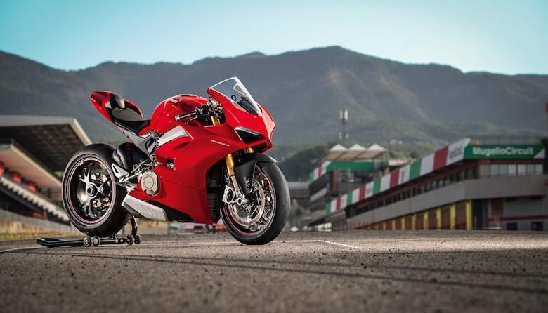Ducati Panigale V4 (Foto: Dok. Ducati)