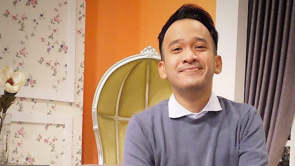 Nonton Anak Korban Kekerasan, Ruben Onsu Marah