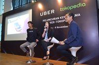 Uber dan Tokopedia Hadirkan Konsep One Stop Shopping