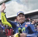 5 Fakta Karier Valentino Rossi