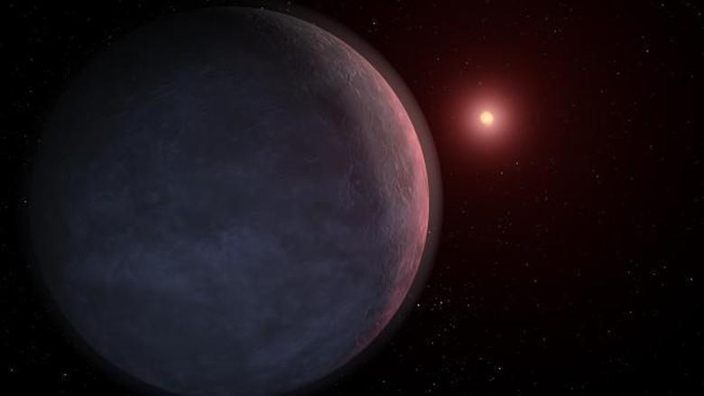 Ditemukan Objek Raksasa Misterius, 13 Kali Lebih Besar dari Jupiter