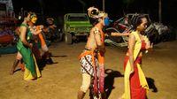 Pertunjukan budaya di desa dapat dikemas dengan menarik untuk memikat wisatawan (Shinta Angriyana/detikTravel)