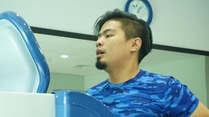 Jarang Tampil, Bams eks Samsons Sibuk Bisnis Furnitur