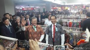 Presiden Korsel: Saya dan Jokowi Punya Kesamaan Utamakan Rakyat